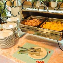 Отель Eremita-Einsiedler Меран питание фото 2