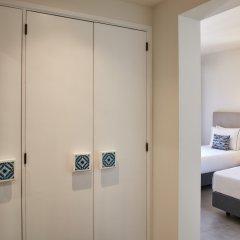 Отель Tivoli Lagos сейф в номере