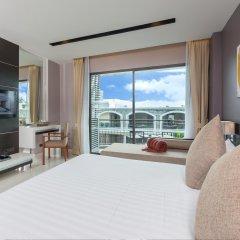 Отель The Charm Resort Phuket 4* Номер Делюкс с различными типами кроватей