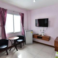 Апартаменты Kaewfathip Apartment Паттайя фото 11