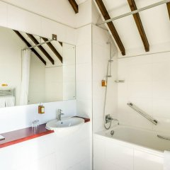 Отель Salisbury Green Hotel & Bistro Великобритания, Эдинбург - отзывы, цены и фото номеров - забронировать отель Salisbury Green Hotel & Bistro онлайн ванная