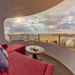 Отель Petra Bubble Luxotel балкон