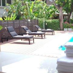 Отель Thonglor 21 Residence By Bliston Бангкок бассейн фото 3