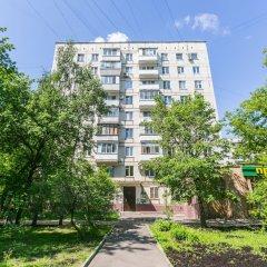 Гостиница on Vorontsovskaya 44 в Москве отзывы, цены и фото номеров - забронировать гостиницу on Vorontsovskaya 44 онлайн Москва вид на фасад