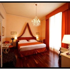 Отель Villa Carlotta Флоренция комната для гостей