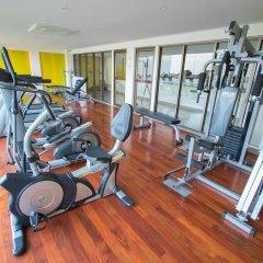 Thomson Hotel Huamark фитнесс-зал фото 3