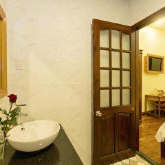 Отель Qua Cam Tim Homestay ванная фото 2