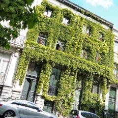 Отель B&b D&f Suites Brussels Брюссель парковка