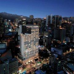 Отель Courtyard by Marriott Seoul Namdaemun Южная Корея, Сеул - отзывы, цены и фото номеров - забронировать отель Courtyard by Marriott Seoul Namdaemun онлайн