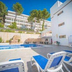 Отель Apartamentos Sun Beach бассейн фото 3