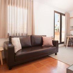 Апартаменты Click&Flat Europa Fira Apartments комната для гостей фото 4