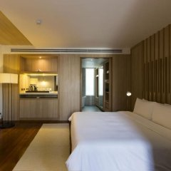 Отель X2 Vibe Phuket Patong 4* Стандартный номер разные типы кроватей фото 10