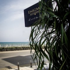 The Ciao Stelio Deluxe Hotel in Larnaca, Cyprus from 146$, photos, reviews - zenhotels.com beach