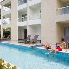 Отель Emotions by Hodelpa - Playa Dorada бассейн фото 2