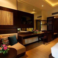 Patong Merlin Hotel 4* Стандартный номер с различными типами кроватей фото 15