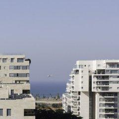 Отель Sea N' Rent - Ramat Aviv 3 Bed Тель-Авив пляж