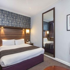 Отель Holiday Inn London Oxford Circus комната для гостей фото 3