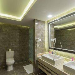 Отель Aqua Vista Resort & Spa Египет, Хургада - 1 отзыв об отеле, цены и фото номеров - забронировать отель Aqua Vista Resort & Spa онлайн ванная фото 2