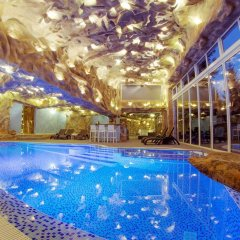 Hotel Kiparis Alfa бассейн