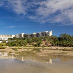 Отель Melia Gorriones Коста Кальма пляж