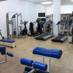 Отель Crystal Springs Beach Протарас фитнесс-зал
