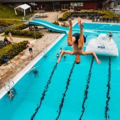 Отель Jorekstad Ferieleiligheter Норвегия, Лиллехаммер - отзывы, цены и фото номеров - забронировать отель Jorekstad Ferieleiligheter онлайн бассейн