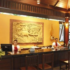 Отель Baan Chaweng Beach Resort & Spa интерьер отеля