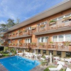 Отель Aster Италия, Меран - отзывы, цены и фото номеров - забронировать отель Aster онлайн бассейн фото 2