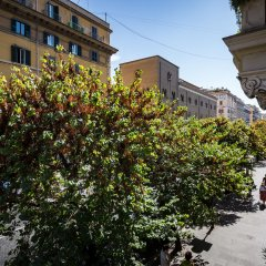 Отель Residenza Vatican Suite балкон