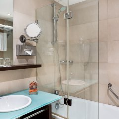 Отель NH Brussels Louise ванная