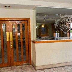 Hotel Baeza интерьер отеля