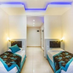 Kleopatra Ada Beach Hotel комната для гостей