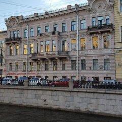 Мини-Отель Nordkapp Невский Санкт-Петербург приотельная территория