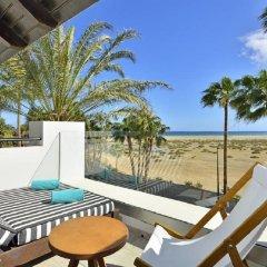 Отель Sol Beach House at Melia Fuerteventura - Adults Only пляж