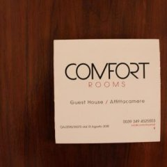 Отель Comfort Rooms интерьер отеля фото 2