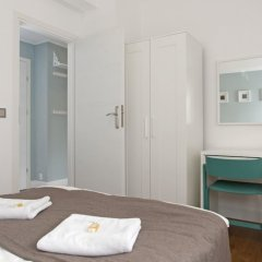 Отель P&O Apartments Nowolipie Польша, Варшава - отзывы, цены и фото номеров - забронировать отель P&O Apartments Nowolipie онлайн комната для гостей фото 3