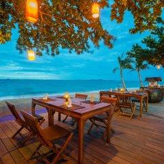Отель Dor-Shada Resort By The Sea На Чом Тхиан питание