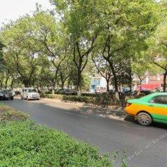 Отель 7 Days Inn Xian Dong Da Jie Jian Guo Road парковка