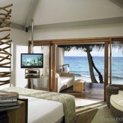 Отель Taj Coral Reef Resort & Spa Maldives Мальдивы, Северный атолл Мале - отзывы, цены и фото номеров - забронировать отель Taj Coral Reef Resort & Spa Maldives онлайн комната для гостей фото 2