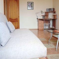 Апартаменты Intermark Apartment Tsvetnoy комната для гостей фото 4