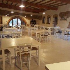 Отель Masseria Alcaini Лечче питание