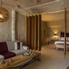 Hezen Cave Hotel Ургуп сауна