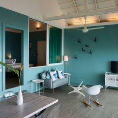 Отель Naroua Villas Таиланд, Остров Тау - отзывы, цены и фото номеров - забронировать отель Naroua Villas онлайн комната для гостей фото 5