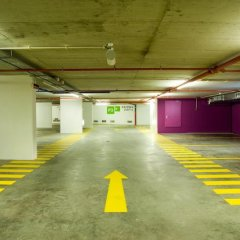 DoubleTree by Hilton Hotel Lisbon - Fontana Park парковка