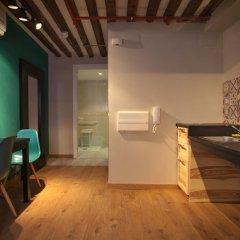 Отель Suites You Zinc Испания, Мадрид - 1 отзыв об отеле, цены и фото номеров - забронировать отель Suites You Zinc онлайн комната для гостей фото 4