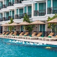 Отель LK Emerald Beach спортивное сооружение