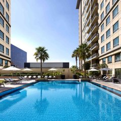 Отель Swissotel Al Ghurair Dubai Дубай бассейн фото 3