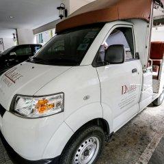 Апартаменты Montara Serviced Apartment Thonglor 25 Бангкок городской автобус