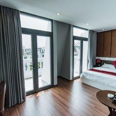 Ha Long Trendy Hotel комната для гостей фото 4