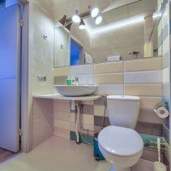 Апарт-Отель Комфорт Санкт-Петербург ванная